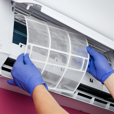 air cleaning and filters