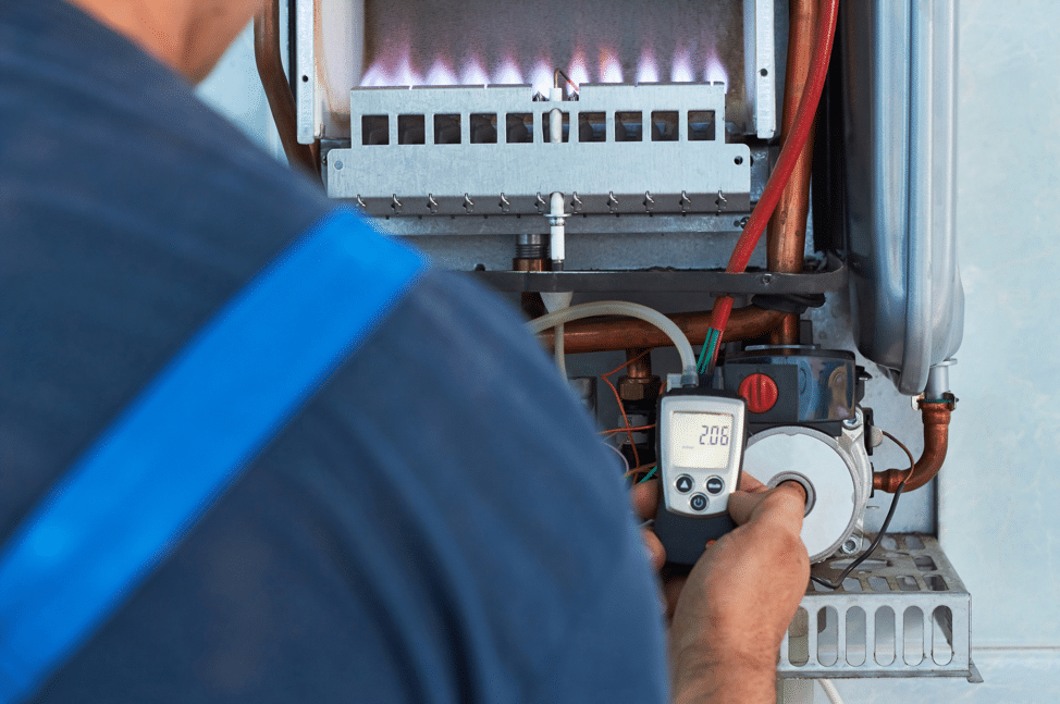 boiler repair technician for Lakeview HVAC