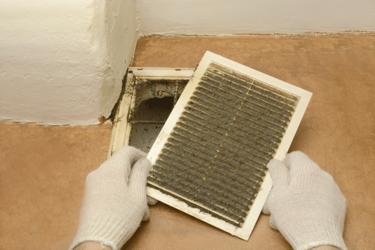 Do You Need Air Duct Cleaning? | Lakeview Heating ...
